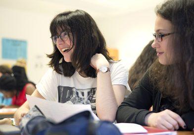 La Députée Cécile Untermaier rencontre les élèves de 5éme 3